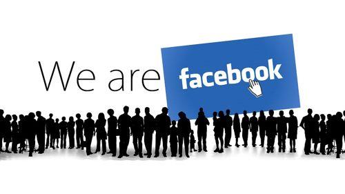 Nuova app Facebook