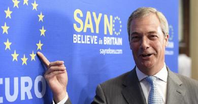 nigel farage per brexit