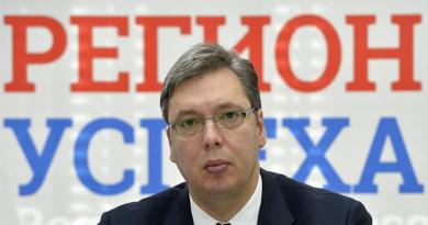 presidente serbia