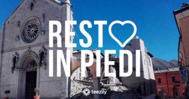 campagna #restoinpiedi
