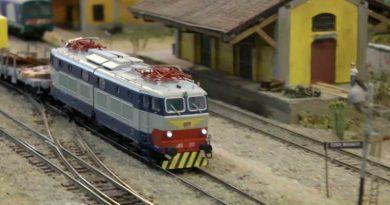 il modellismo ferroviario