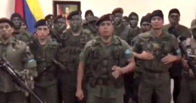 Venezuela militari