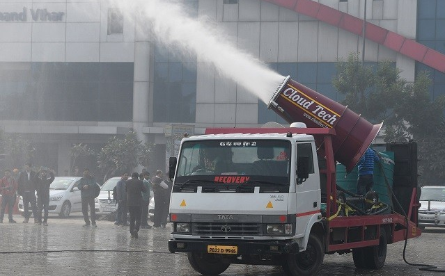 cannone anti-smog