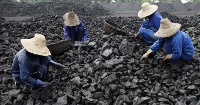 trattamento carbone in cina