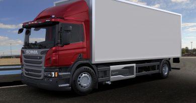 guida autonoma camion