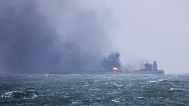 petroliera iraniana