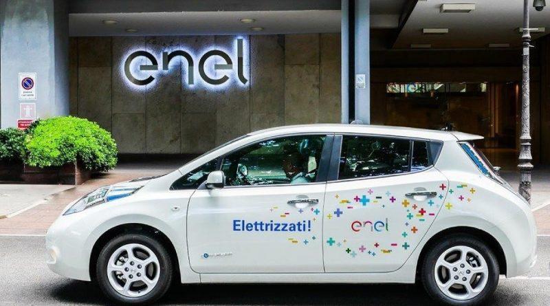 enel auto elettrica